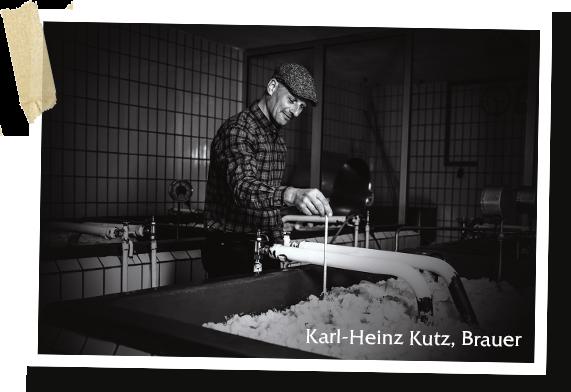 Karl-Heinz Kutz, Brauer